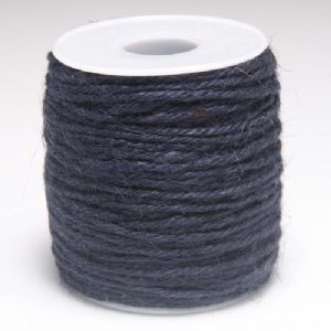 Unwaxed hemp cord, Hemp, Dark purple, 10m, Diameter 2mm, [LMS0013]